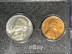 1942 Proof Set WHOLESALE PRICING Proof Silver Coins in Whitman Holder