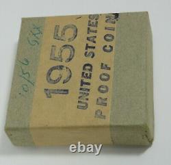 1955 Original Mint Sealed Box Proof Set