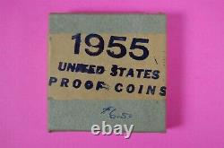 1955 Un-opened Box Silver Proof Set