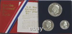 1968 thru 1998 Run of 32 Government Issued Proof Sets Including 1976 Silver