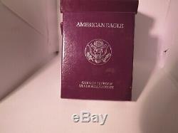 1986 2019 Complete American Silver Eagle Proof Set 33 Coins L@@k L@@k