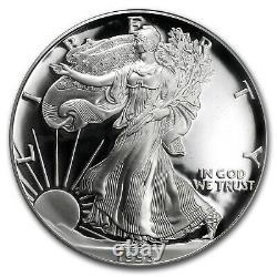 1993-P Proof Silver American Eagle PR-70 PCGS (Registry Set) SKU #23677