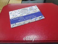 1997 Pobjoy Mint Star Trek Generations. 999 Silver Proof 6 Coin Set 2