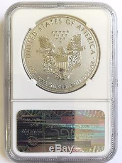 2011 P $1 Silver Eagle Reverse Proof PF69 25th Anniversary Set NGC FREE SHIPPING