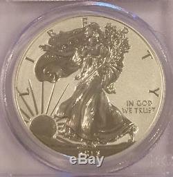 2012 S Silver Eagle Pcgs Pr70 Reverse Proof Mercanti First Strike 75th, Mint Set