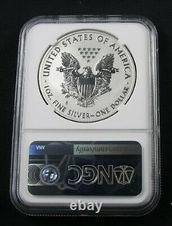 2012 S Silver Eagle Reverse Proof San Francisco Set Ngc Pf 69