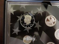 2012 US Mint Limited Edition Silver Proof Set withBox and COA