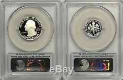 2013 Limited Ed. Silver Proof 8-Coin Set PCGS PR70 DCAM First Strike