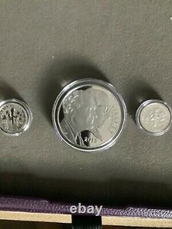 2015 March of Dimes Special Silver Set Unopend