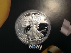 2017-S American Silver Eagle Proof Congratulations Set with OGP