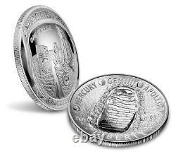 2019 P Apollo 11 50th Anniversary Proof Silver Dollar 1 oz Coin (19CC)