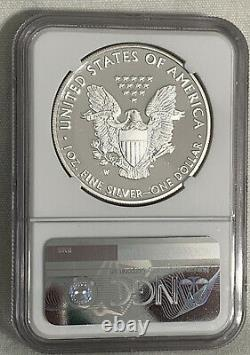 2019-W Proof $1 American Silver Eagle Congratulations Set NGC PF70 Liberty Label