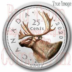 2020 Canadian Classic Colourised Proof Pure Silver 6-Coin Set with Medallion