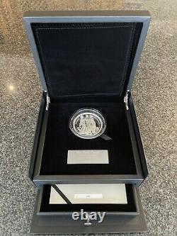 2020 Three Graces William Wyon Ten Ounce Silver Proof Ten Pounds Coin (10oz)