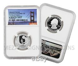 2020 W Nickel NGC REVERSE PF70 & Silver Proof Set 10-Coin First Day of Release