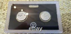 2021 US Mint Silver Proof Set (Full Set)