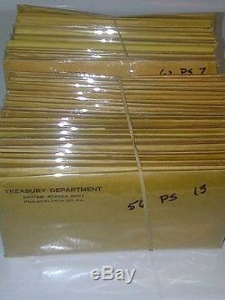40 PROOF SETs LOT 1956-1964 ORIGINAL U. S. MINT SILVER SETs 40 SILVER PROOFs