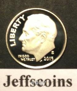 5 Coin Set 2015 W W P S S March of Dimes Reverse Clad Silver Proof Dollar DM5+