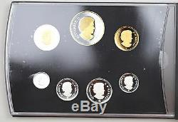 Canada 2017 Pure Silver Proof Set 150th Anniversary of Canadian Confederation