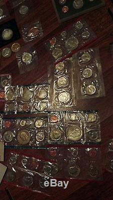 Coin Collection ESTATE U. S. PROOF sets Commemoratives SILVER Rare 1 Time Listing