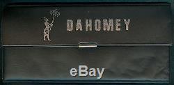 Dahomey 4-Piece Silver Proof Set, 1971