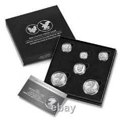 Limited Edition 2021 Silver Proof Set American Eagle Collection PRESALE