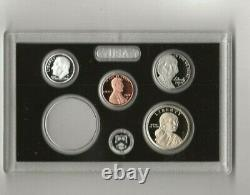 Lot of ten (10) 2020 s 4-piece PARTIAL silver proof sets (40 coins total)