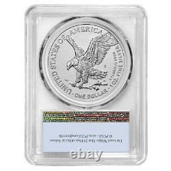 Presale 2021 Reverse Proof American Silver Eagle Designer 2pc Set PCGS PR70 FS