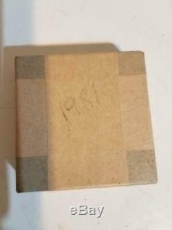 Sealed 1951 US Mint Silver Proof Set in Original Unopened Box (1 Set)