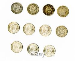 US Coin Collection SILVER Morgan Peace Dollar Key Dates Proof Mint Sets