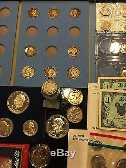 US Coin Lot. Winner Takes All! Silver Sets, Mint & Proof Sets, V Nicks, Etc