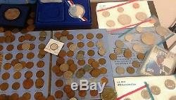 US Silver Dollars Coin Collection Lot Buffalo Proof & mint sets Jewelry PCGS NR