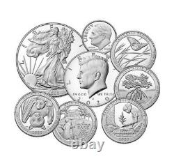 United States Mint Limited Edition 2020 Silver Proof Set Confirmed Order